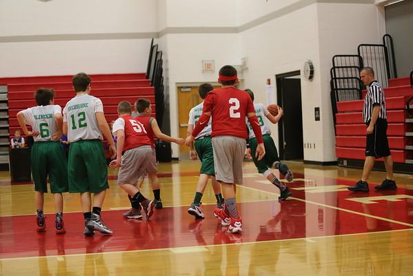 Sheridan vs Newark Catholic 6th Grade Boys