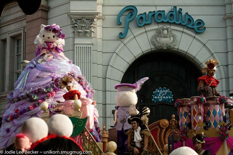 Universal Studios, Osaka. Halloween Parade 2015