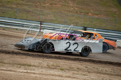 Coos Bay Speedway - May 19, 2012 - Dirt Oval