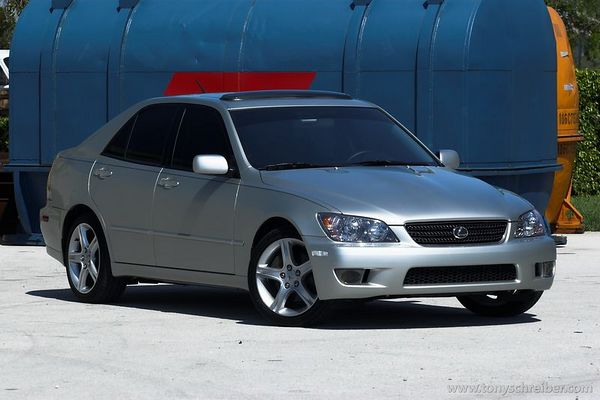 Josh's Lexus IS300