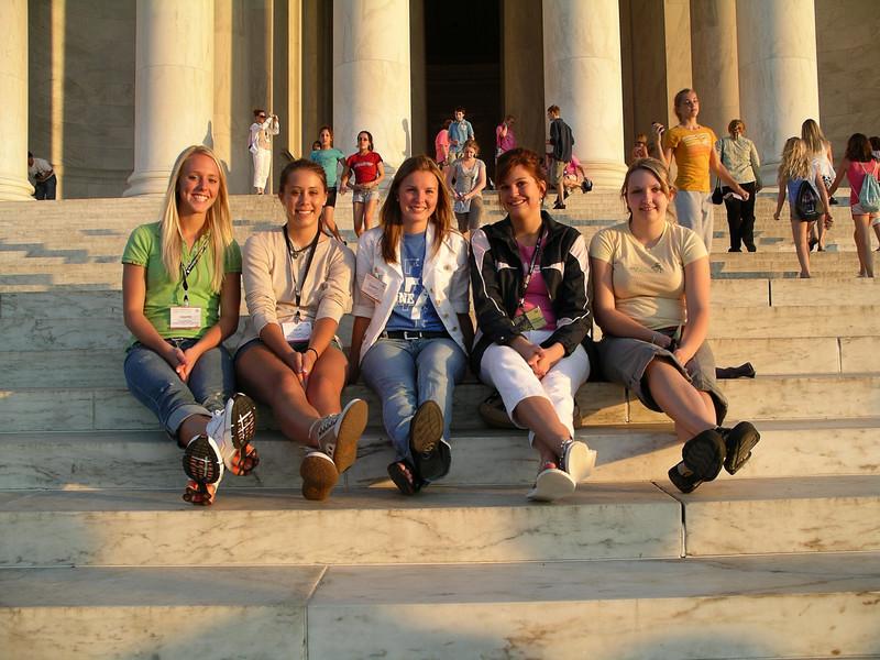 Jefferson Memorial - Boyum, Roggatz,  Reise, Weitgenant Lafavor