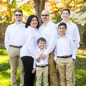 Tina & Will's Family Portraits