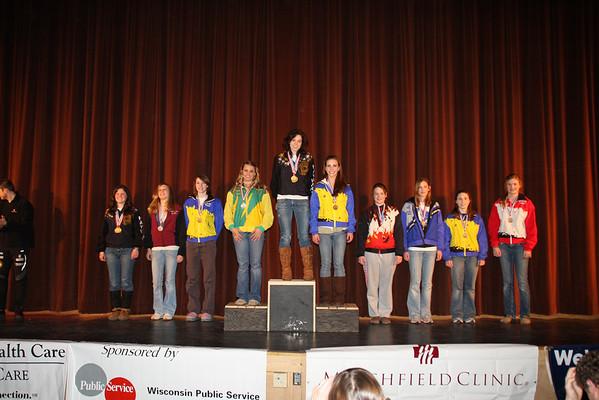 2008 WI State Champs. - Ashwaubenon Team Photos