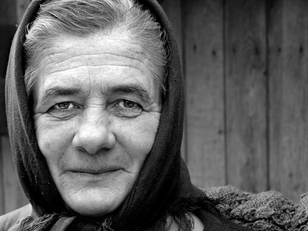 Elena.    Corbeni Village,  Romania -2005
