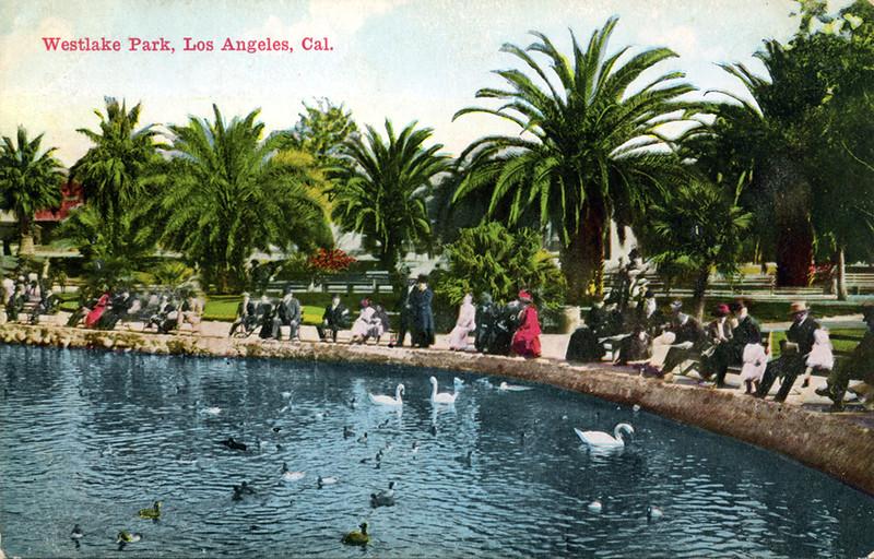 Westlake Park, Los Angeles, Cal.