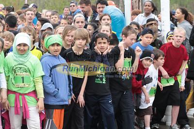 Kids Race - 2012 Martian Invasion of Races