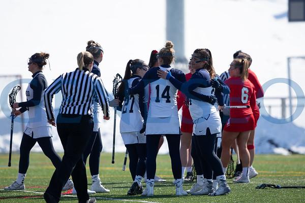 Women's Lacrosse vs. St. Lawrence (Photos by Ben Gajewski)