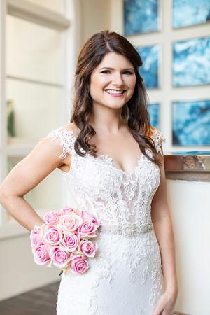 Kelley Bridal Portraits