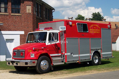 Browntown Fire Department