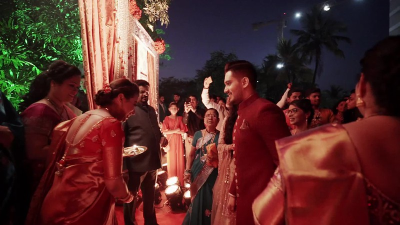 Ruchi Sandesh Engagement Film