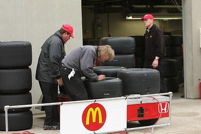 McDonald's USA- Carb Day at Indy 500