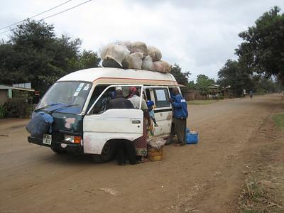 Tanzania Part 1: Moshi