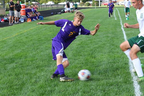 Soccer Boys vs Pennfield - KCHS - 9/5/18