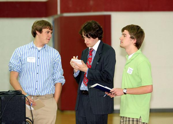 Logan Student Govt Seminar 2008