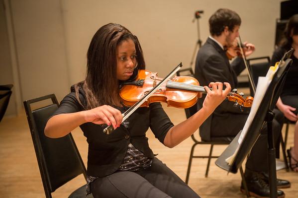 University Symphony Fall Concert 2014