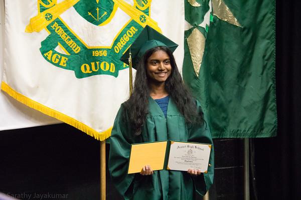 Aparna JHS Grad