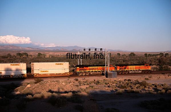BNSF 2010 - 2011