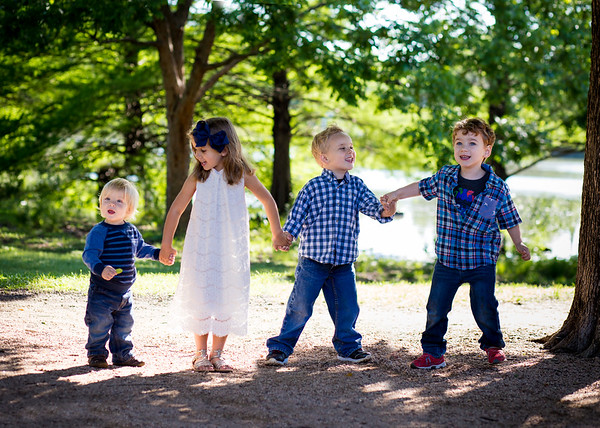 McRae Extended Family Session