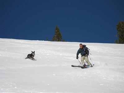 Pilot Peak_January 17 2009