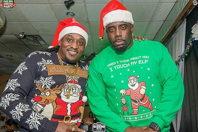 ONE BIG CHRISTMAS APPRECIATION PARTY