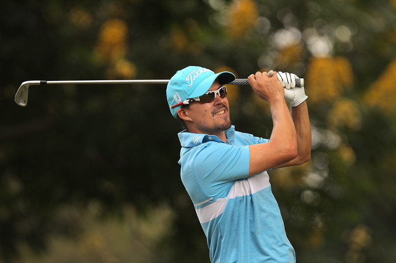 2018 Old Mutual Zimbabwe Open: Day 3