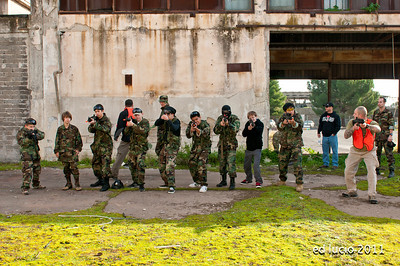Air Soft Rifle Team_Dec 2011