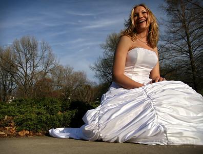 Hannah, Wedding Dress