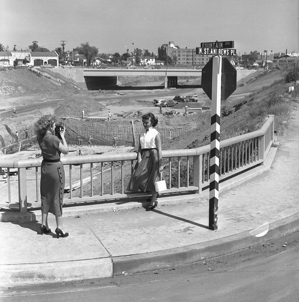 1952, 101 Construction, Hollywood