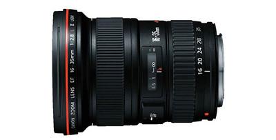 Canon 16 - 35mm f/2.8L
