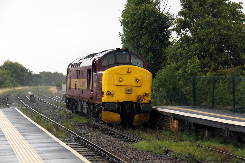 5) 37 401 at Heswall on 1st September 2009