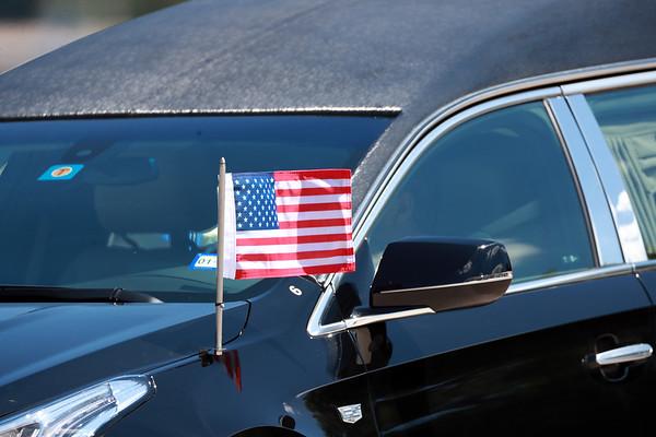 Congressman Sam Johnson Funeral