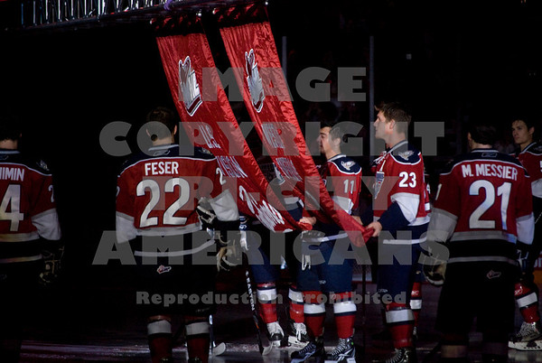 09-25-2010 Vs Spokane - Home Opener