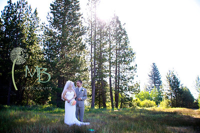 Tyler and Melissa- Tahoe City, CA