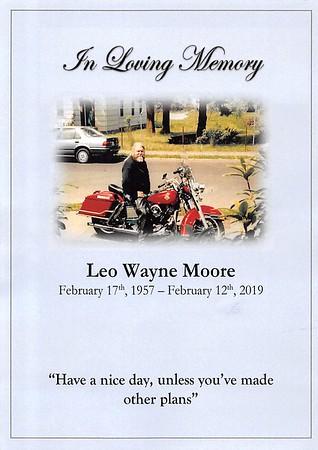 Leo Wayne Moore