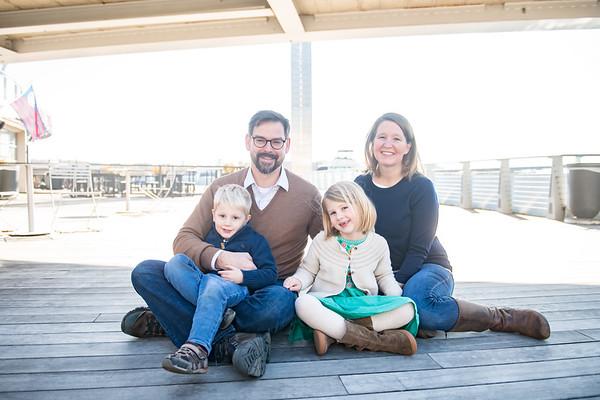 McAllister Family - Fall 2019