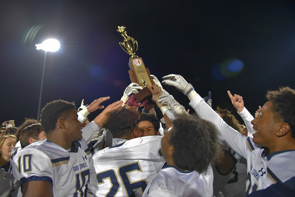 Good Counsel (MD) vs. St. John's (DC)football