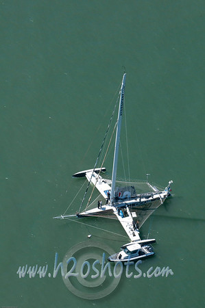 L' Hydroptere DCNS Ariels