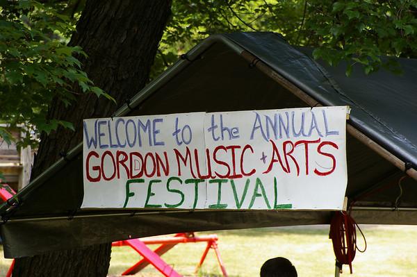 2007 Gordon Music & Arts Festival