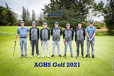 Boys Golf vs Paso Robles