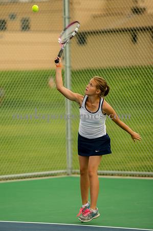 Tennis GSHS vs Juab 8-26-2014