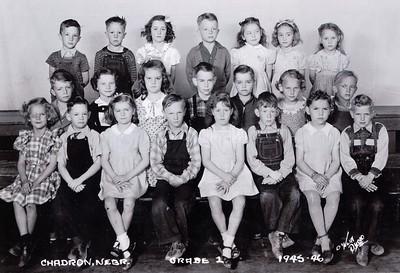 1945-46 East Ward 1st Grade