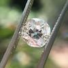 1.60ct Old Mine Cut Diamond, GIA H VS2 19