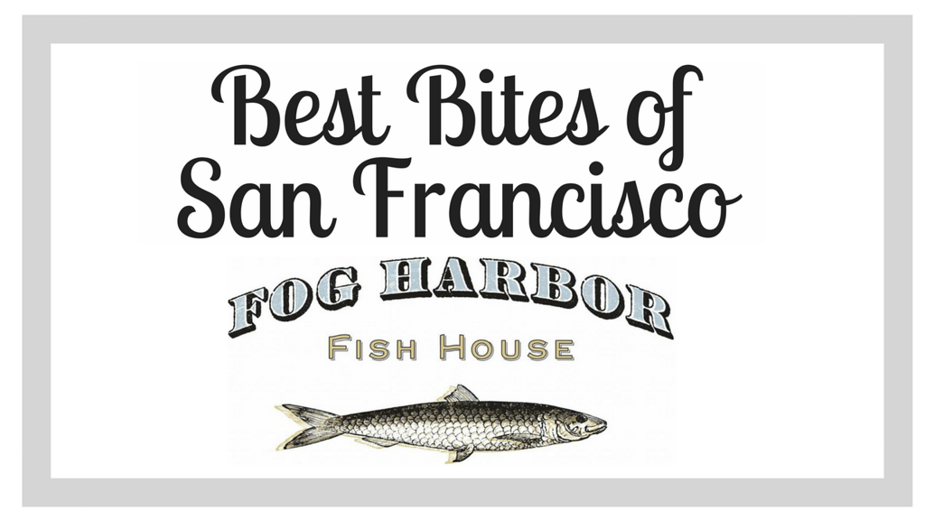 Fog Harbor Fish House San Francisco California Logo
