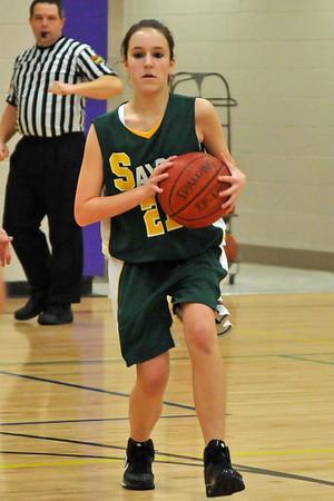 Girls Freshman Basketball - Nevada 2008-2009