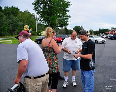 Trip to Mel's Aug 17, 2010