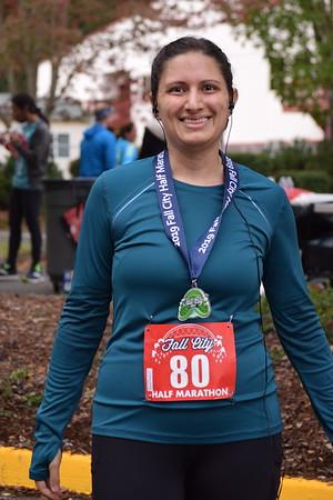 Fall City Half Marathon and 10K 2019