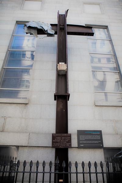World Trade Center site, July 2011