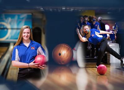 Mason Bowling Team 2021