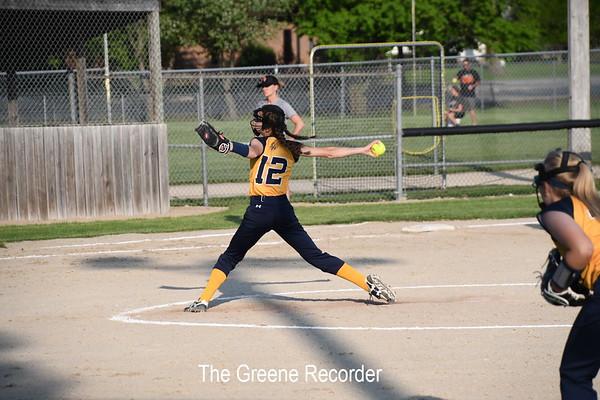 Softball at Charles City