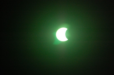 2008-08-01, Total Solar Eclipse in Novosibirsk